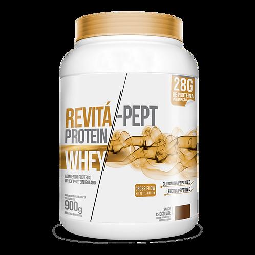 Whey Revitá-Pept / Peso Líq.: 900g