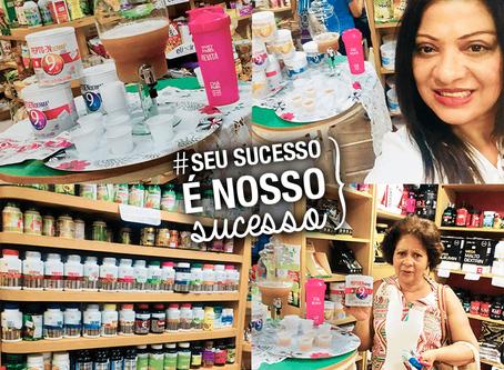 Seu sucesso é nosso sucesso - Mundo Verde Shopping Bahia - Salvador /BA