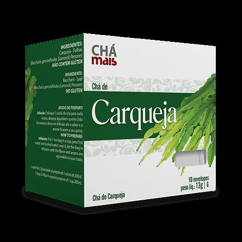 Chá Carqueja / 10 sachês / Peso Líq.:13g