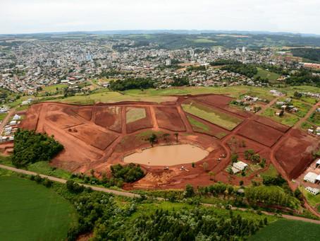 Ecozville Lago Residence tem projeto aprovado e obras em andamento.