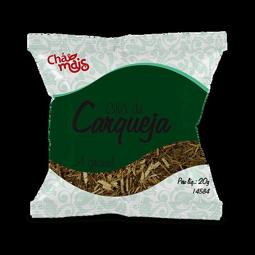 Chá de Carqueja / A granel / Peso Liq.: 20g