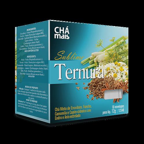 Chá Sublime Ternura / 10 sachês / Peso Liq.: 12g