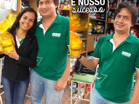 Seu sucesso é nosso sucesso - Mundo Verde Shopping Bahia - Salvador