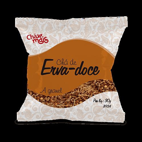 Chá de Erva-doce / A granel / Peso Liq.: 30g