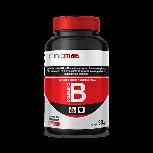 Vitaminas do Complexo B / Peso Liq.: 30g