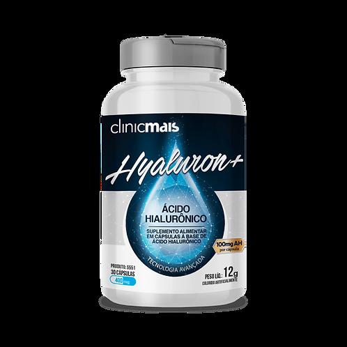 Hyaluron+ / Ácido Hialurônico em cápsulas / Peso Líq.:12g