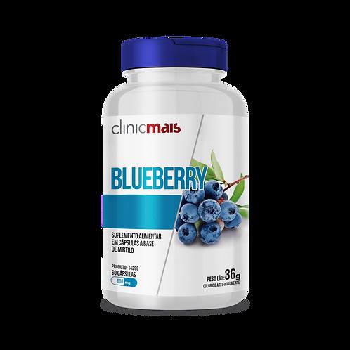 Blueberry em cápsulas / Peso Líq.: 30g