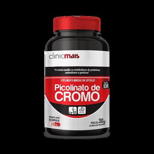 Picolinato de Cromo / Peso Liq.: 30g
