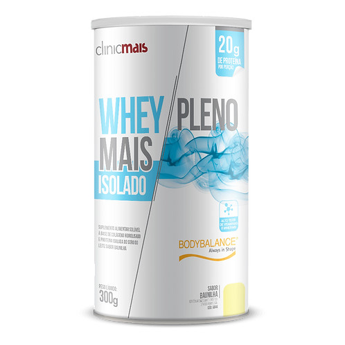 Revitá Pleno Whey / Peso liq.:300g