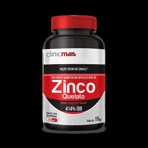Zinco Quelato / Peso Liq.:15g