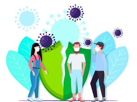 COVID-19 - Como você pode ajudar as pessoas a se prevenirem!