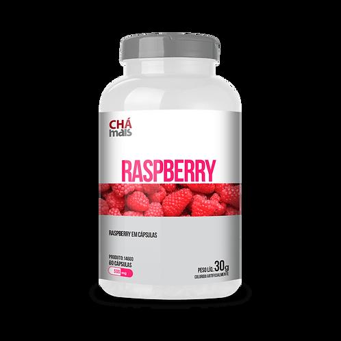 Raspberry em cápsulas / Peso Líq.: 30g