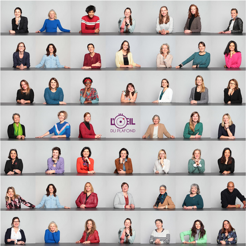 l'oeil sur cène notre animation photo devient corporate