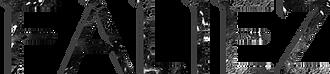FALIEZ, chanteur pop primitif. Titre du site FALIEZ.