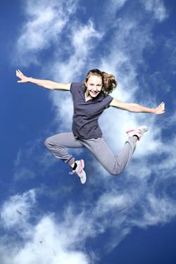 Jump ! animation photoJump !