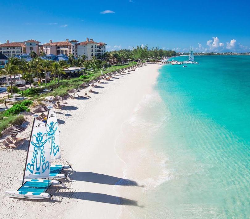 Pacote - Turks & Caicos com Miami