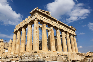 Parthenon-Grecia
