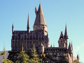 Hogwarts-Harry-Potter-Universal