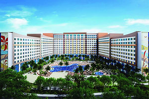 Universal-Summer-Resort