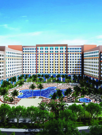 Pacote Universal's Endless Summer Resort