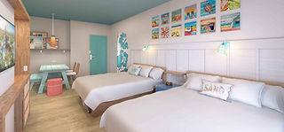Quarto-Universal´s-Endless-Summer-Resort