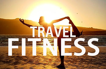 How To Stay Fit While Travelling Full Time