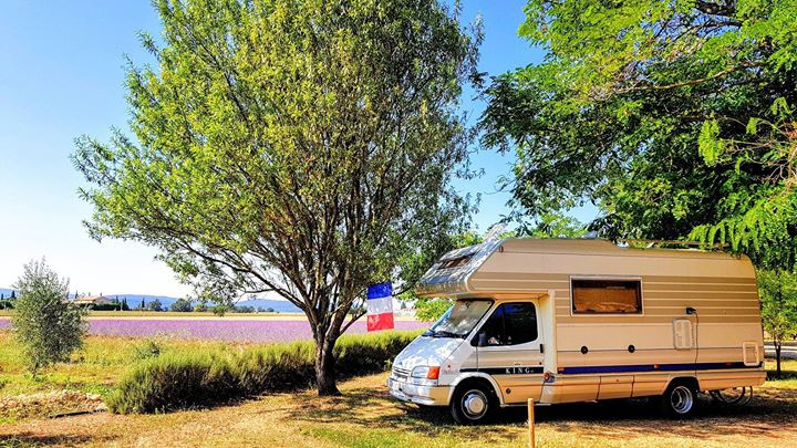 campervan france best camp sites