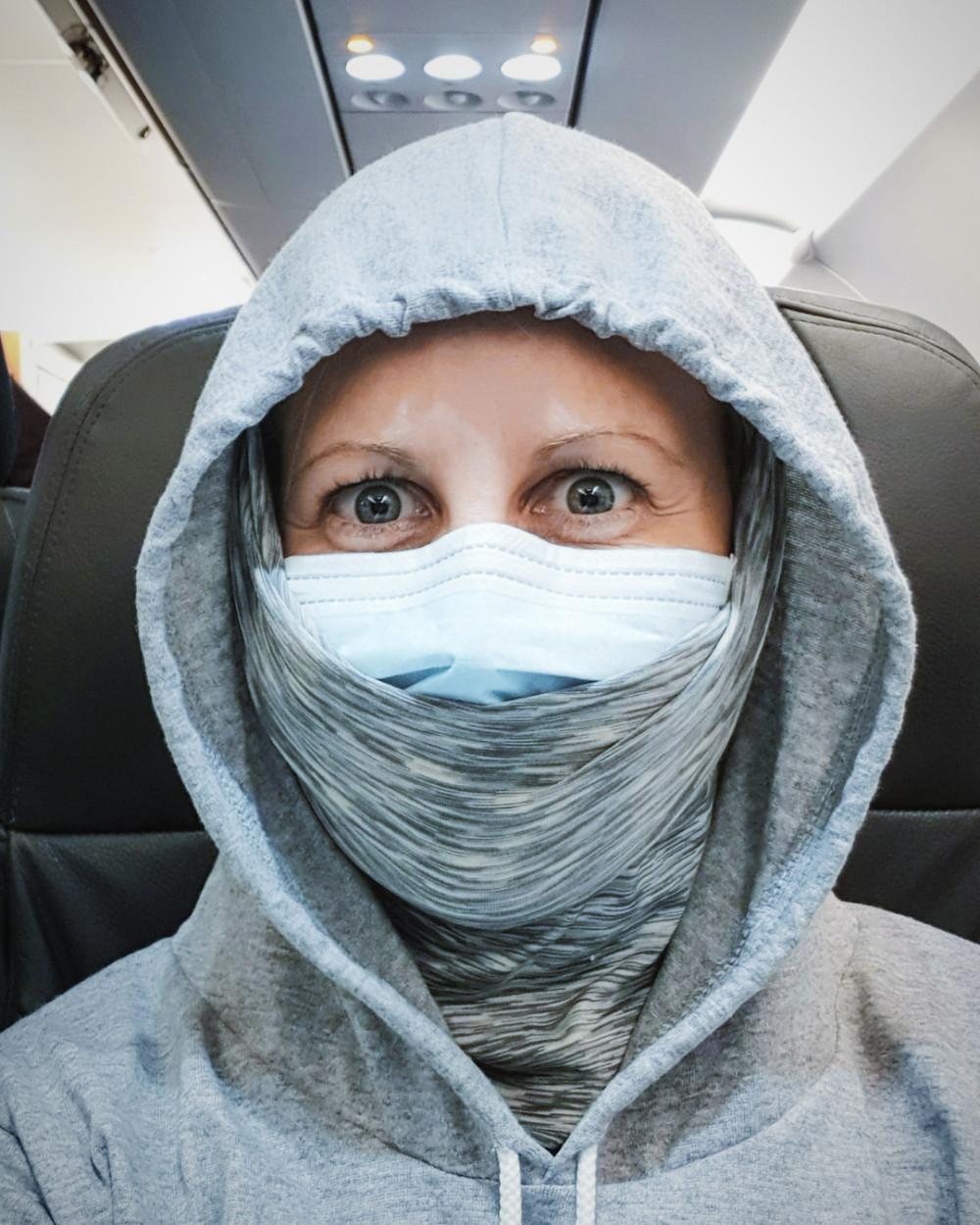 Should you travel with a face mask?