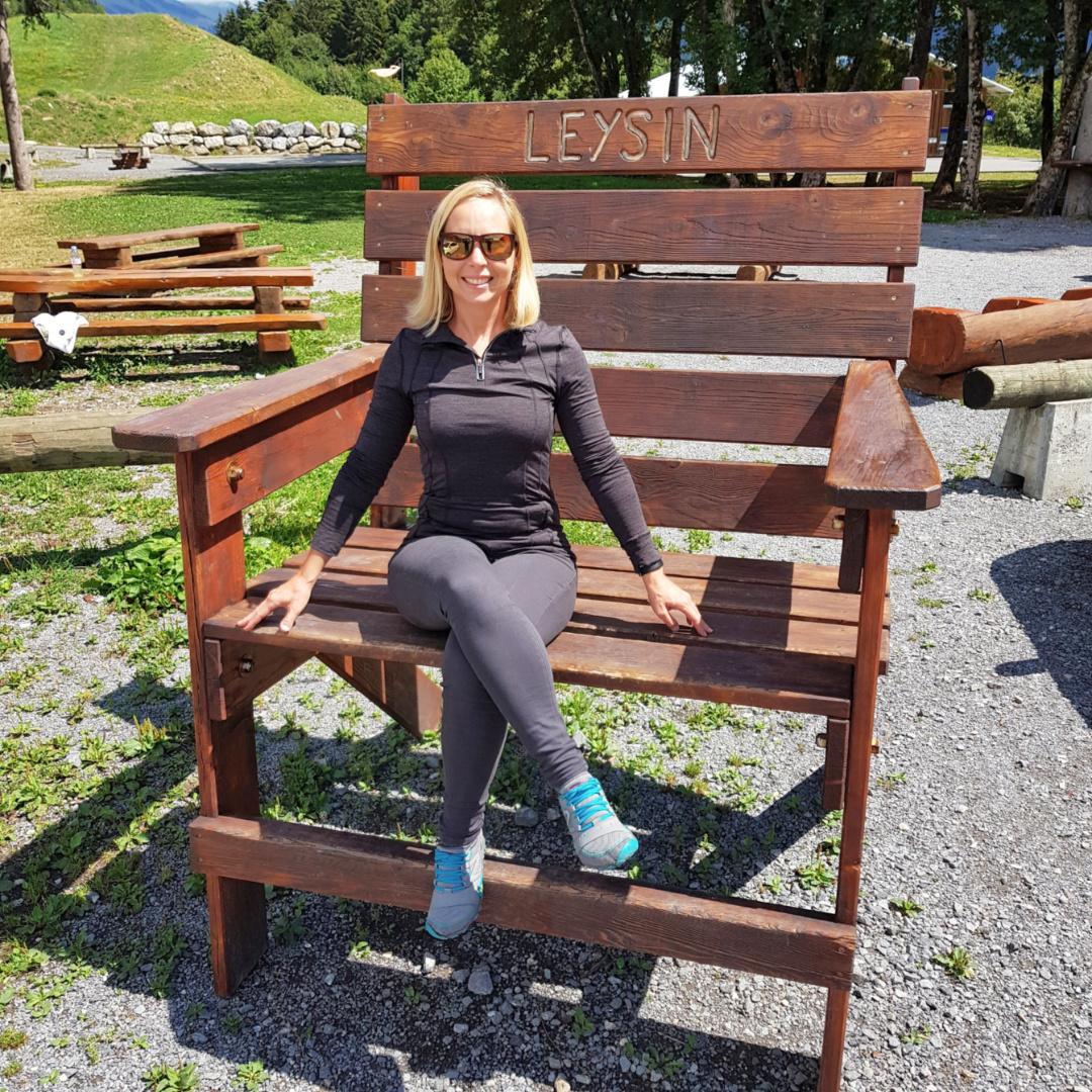Leysin free camping switzerland