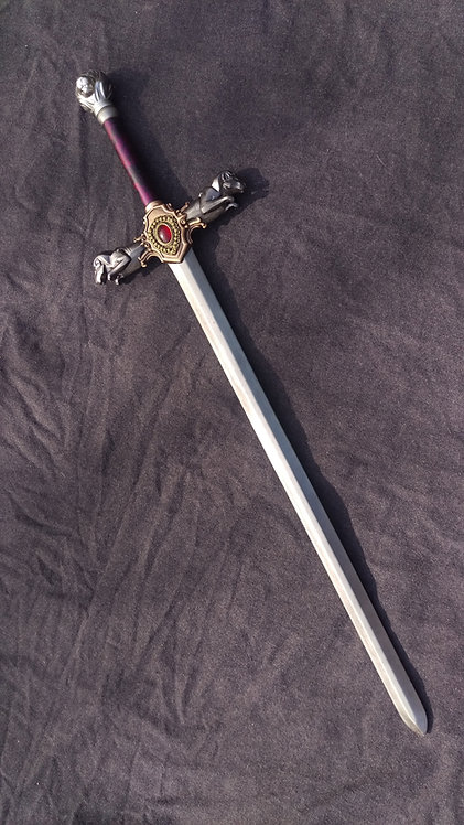 Lion Knight Longsword