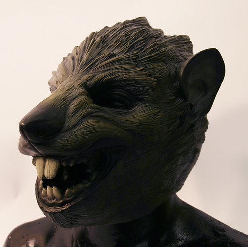 Ratkin Latex Mask