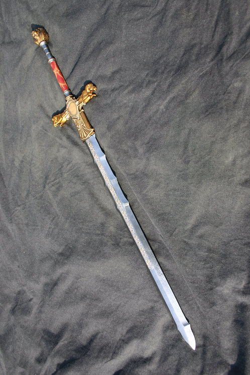 Lion Knight Greatsword - 2 Handed