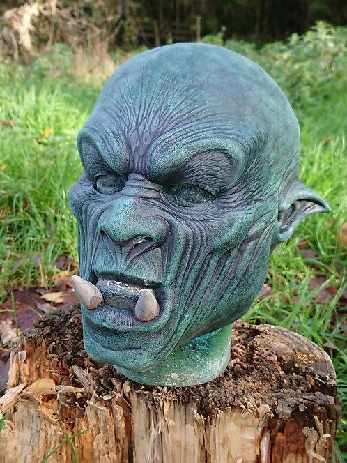 Orc Latex Mask