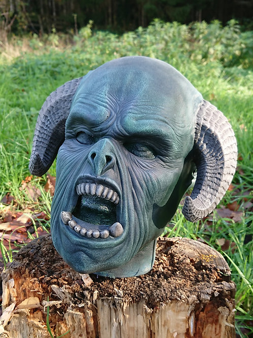 Troll Latex Mask