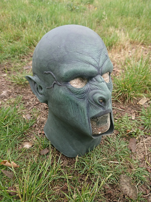 New Orc Latex Mask