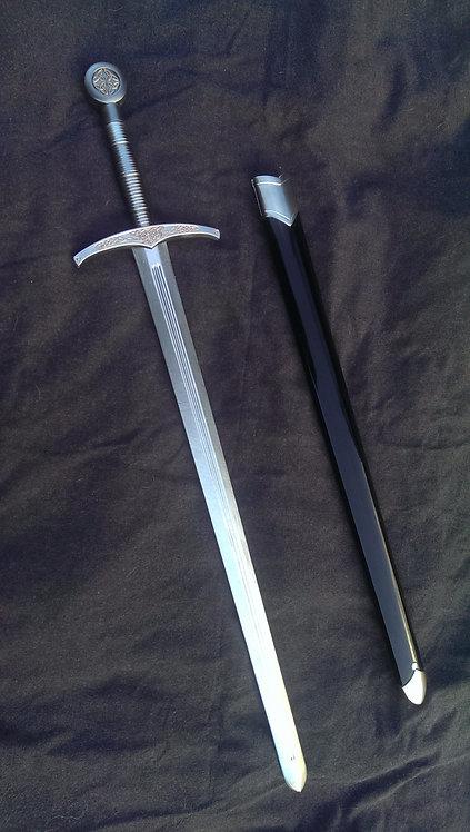 Halcyon Guard Longsword & Scabbard