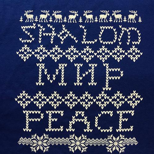 Peace - An Operation Jingle Bells Shirt