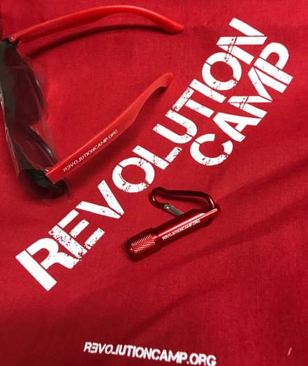 Revolution Camp Swag