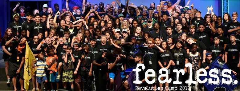 Revolution Camp 2017 - Fearless