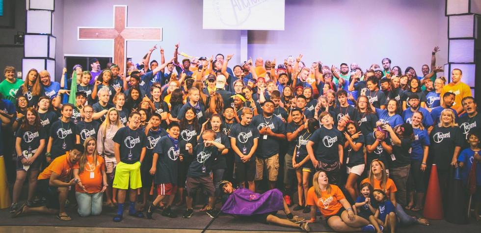 Revolution Camp 2016 - Anchored