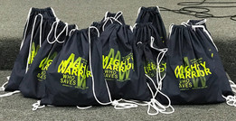 Mighty Warrior - Winning Team Swag Bag