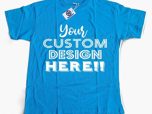 Custom Shirts - Prices TBD