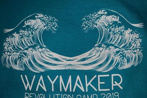 Waymaker - Waves (Trina Freeman collaboration)