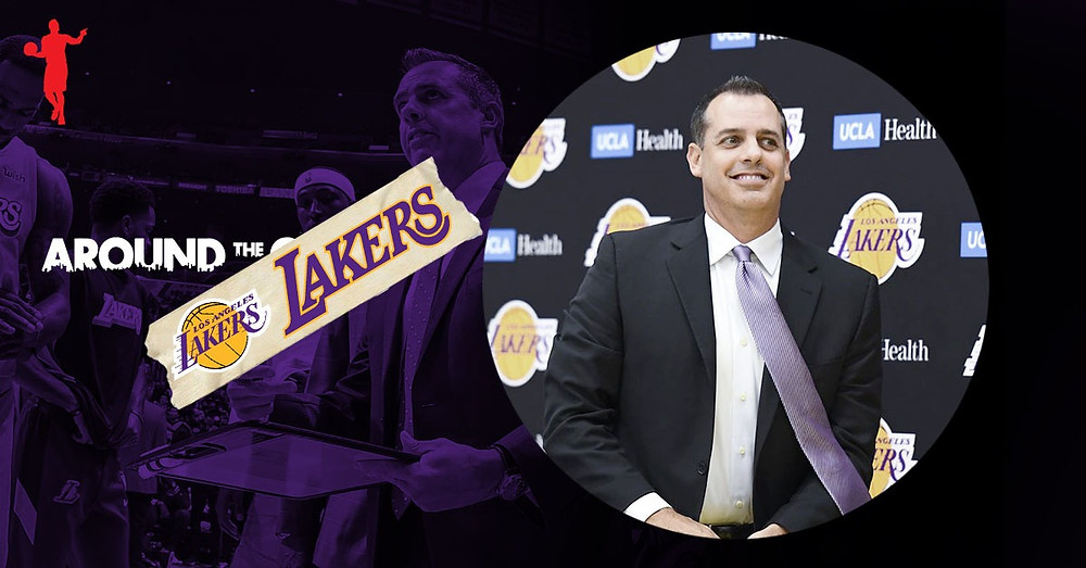around the lakers nba frank vogel