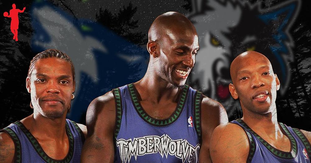 Minnesota Timberwolves 2003/04 NBA Around the Game