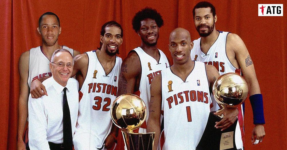 detroit 2004 around the game