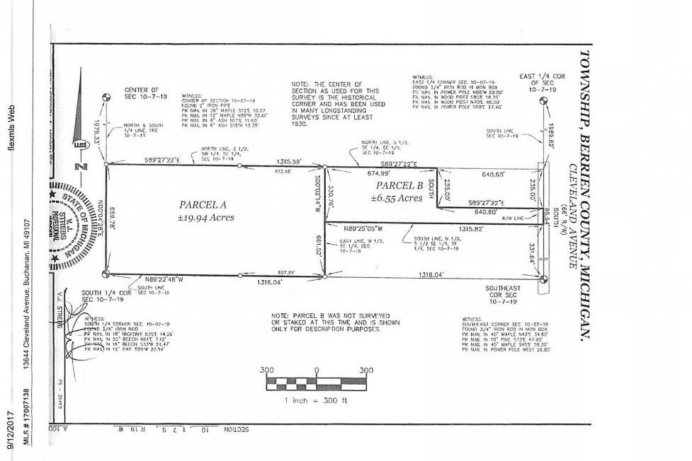 13644 Cleveland Avenue Map