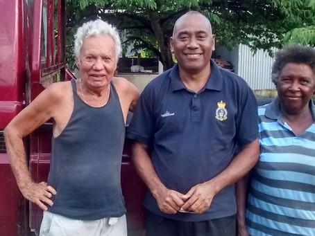 Taumako and Vanuatu Families Planning Reunion Voyage!