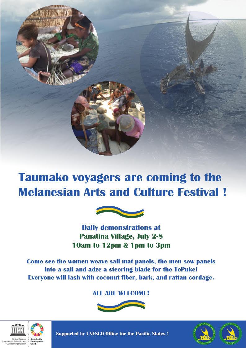 Taumako Voyagers