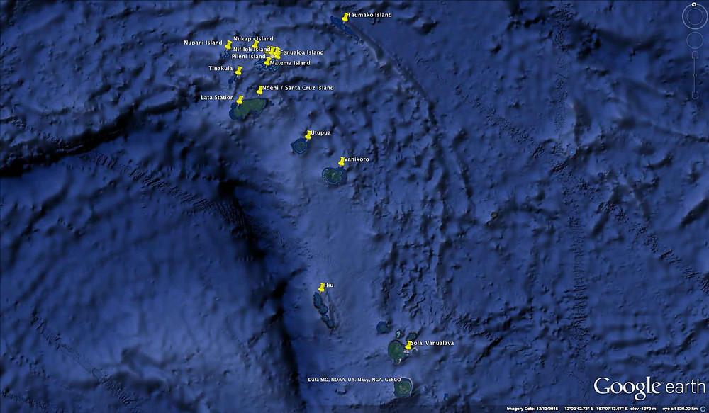 Duff Islands